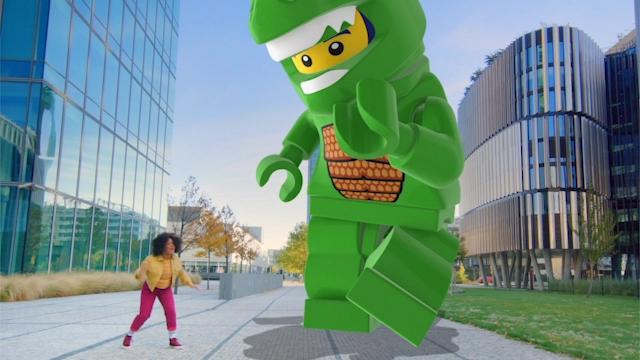 Faubourg - Lego Vidiyo